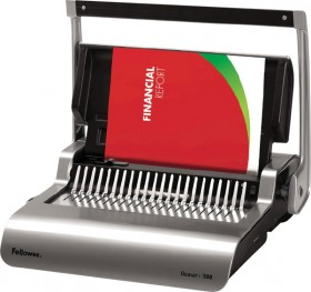 Fellowes-Quasar-500-Manual-Binding-Machine on sale