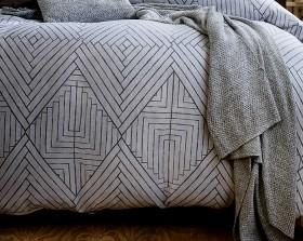 Sheridan-Earley-Cotton-Knit-Throw on sale