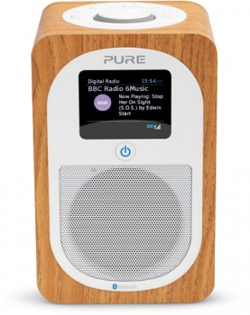 NEW-Pure-Evoke-H3-Compact-DABFM-Bluetooth-Radio on sale
