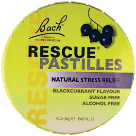 Rescue-Remedy-Pastilles-Blackcurrant-Flavour-50g on sale