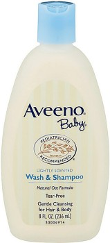 Aveeno-Baby-Wash-Shampoo-236mL on sale