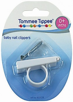 Tommee-Tippee-Baby-Nail-Clippers-1-ea on sale