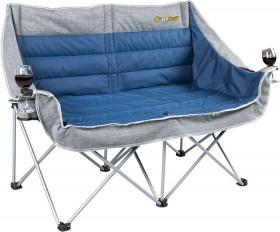 Oztrail-Galaxy-2-Seater-Sofa-Chair on sale