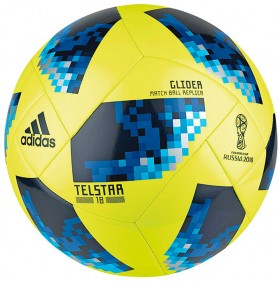 adidas-Telstar-18-Glider-Footballs-Yellow on sale
