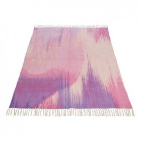 NEW-Ombre-Home-Distorted-Blooms-Rug on sale