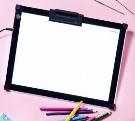Triumph-LED-Light-Pad-with-Angle-Stand on sale