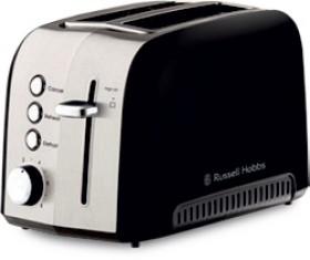 Russell-Hobbs-Heritage-Vogue-Black-2-Slice-Toaster on sale