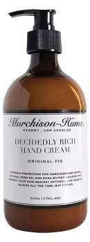 Murchison-Hume-Hand-Cream-in-Fig on sale