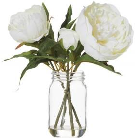 Rogue-Peony-Jar-White on sale