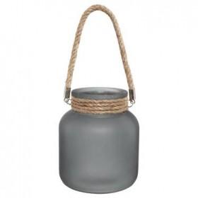 30-off-Bouclair-Home-Sense-of-Nature-Rope-Lantern on sale