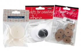 Joggle-Eyes-Doll-Bear-Components on sale