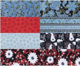 Selected-Quilting-Prints on sale