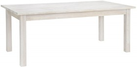 Cancun-Dining-Table-in-White-Wash on sale