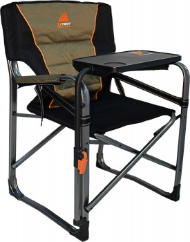 Oztent-Gecko-Chair-With-Table on sale