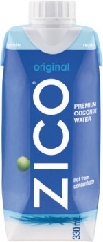 Zico-Coconut-Water-330mL on sale