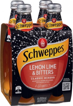 Schweppes-Mixers-or-Pepsi-Max-Soft-Drink-4x300mL on sale