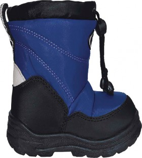 XTM-Kids-Puddles-Blue-Snow-Boots on sale