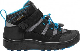 Keen-Kids-Hikepoint-Mid-WP-Black-Hiking-Shoes on sale