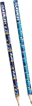 HB-Pencils-Pack-of-2-Blue on sale
