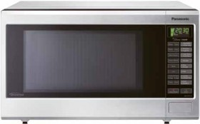 Sharp-1200W-Inverter-Microwave-Stainless-Steel on sale
