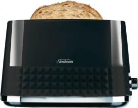 Sunbeam-Diamond-Toaster-Black on sale