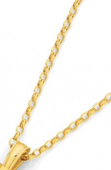 9ct-Gold-Diamond-50cm-Solid-Belcher-Chain on sale