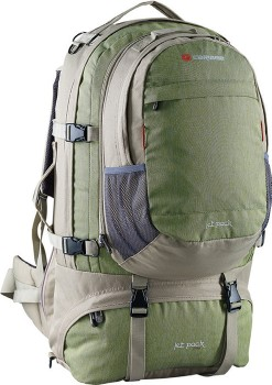 Caribee-Jet-Pack-65L-Travel-Pack on sale