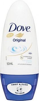 Dove-Antiperspirant-Roll-On-Deodorant-Original-50mL on sale