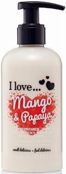 I-Love-Mango-Papaya-Moisturising-Body-Lotion-250mL on sale