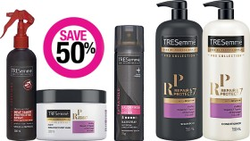 Save-50-on-Tresemm-Haircare-Range on sale