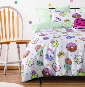 Up-to-40-off-Ombre-Blu-Sweet-Tooth-Quilt-Cover-Set on sale