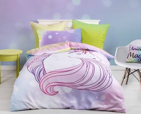 40-off-Kids-House-Unicorn-Magic-Quilt-Cover-Set on sale