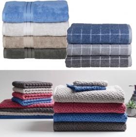 Massive-Savings-on-Koo-Elite-Cooper-Polo-Express-Flinders-Towel-Ranges on sale