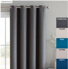 Luna-Triple-Weave-Eyelet-Curtains on sale