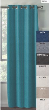 Hopkin-Thermal-Eyelet-Curtains on sale