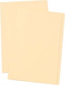 OfficeMax-Manilla-Folder-Foolscap-Buff on sale