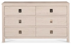 Cancun-6-Drawer-Dresser on sale