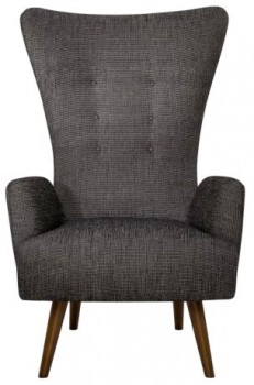 Giraffe-Armchair-in-Vivo-Licorice on sale