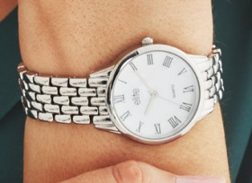 Elite-Ladies-Mother-of-Pearl-Dial-Watch on sale