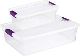 Sterilite-Plastic-Storage-Boxes on sale