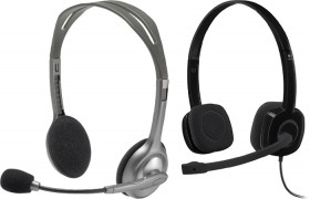 Logitech-Stereo-Headsets on sale