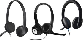 Logitech-USB-Headsets on sale