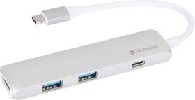 Verbatim-Type-C-Hub-with-HDMI on sale