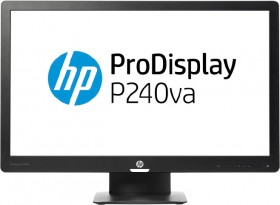 HP-ProDisplay-P240va-23.8-LED-Monitor on sale