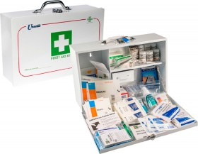 Uneedit-Wall-Mountable-First-Aid-Kit on sale