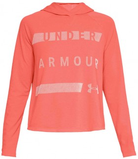 Under-Armour-Womens-Pindot-Graphic-Hoodie on sale