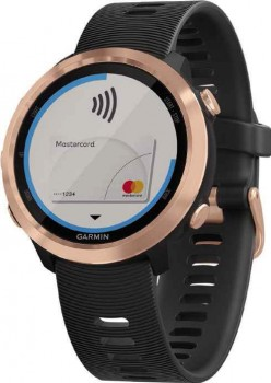 NEW-Garmin-Forerunner-645-Music-Rose-Gold on sale