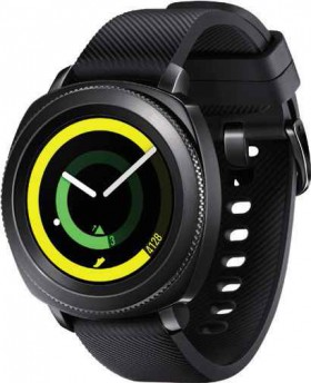 NEW-Samsung-Gear-Sport-Black on sale