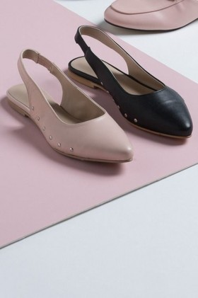 Esme-Slingback-Flats on sale