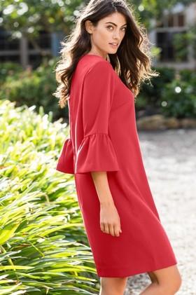 Capture-V-Neck-Dress on sale
